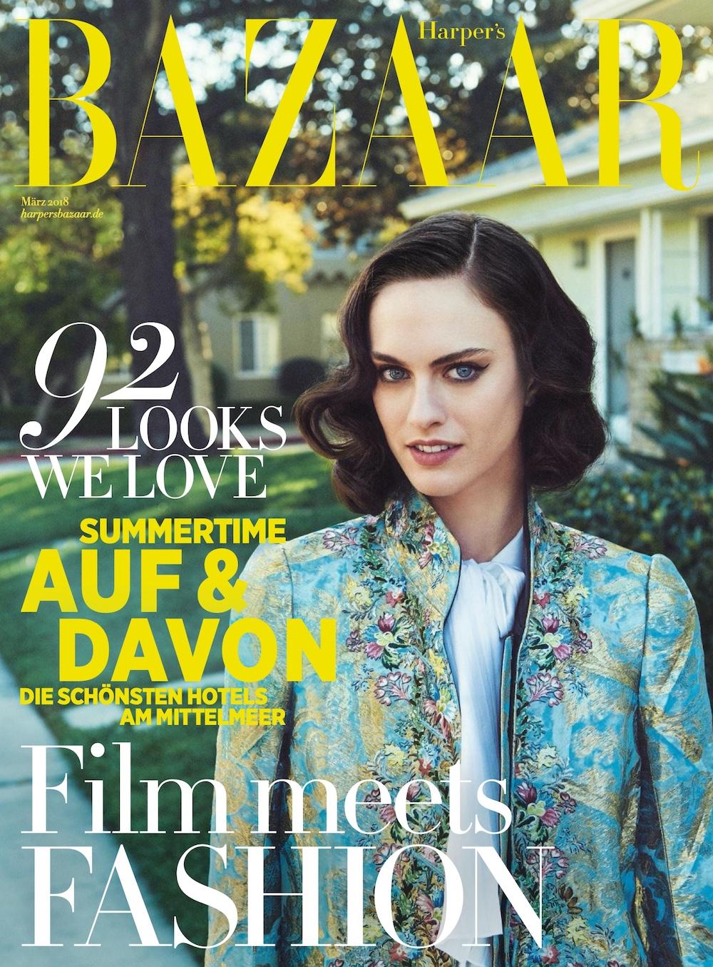 Harper's Bazaar 2018-03