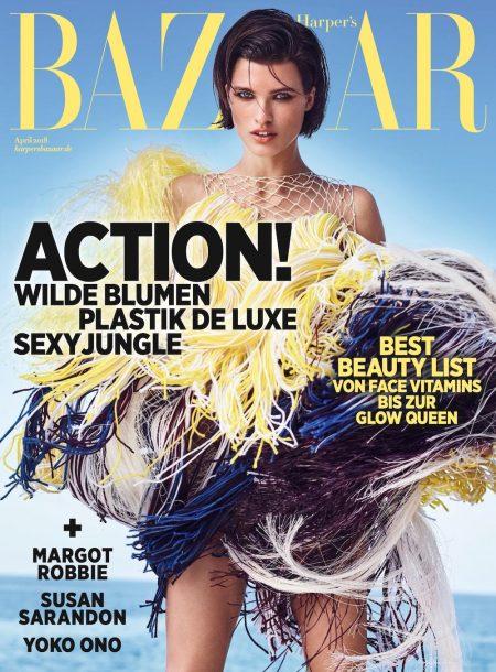 Harper's Bazaar 2018-04