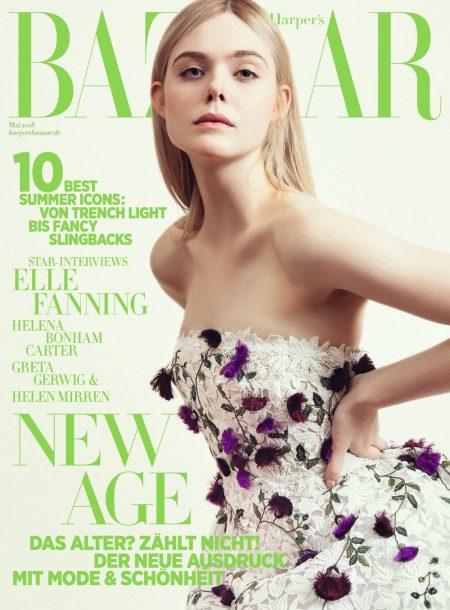 Harper's Bazaar 2018-05
