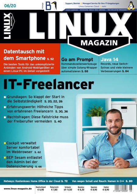 Linux Magazin 2020-06