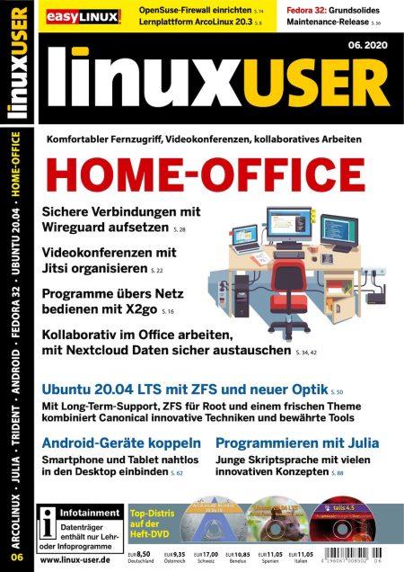 Linux User 2020-06