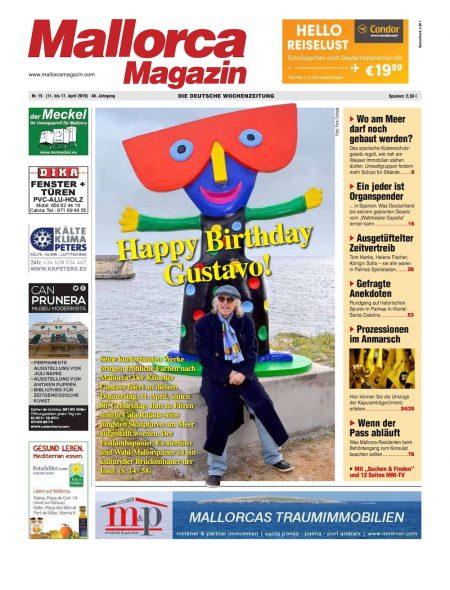 Mallorca Magazin 2019-15