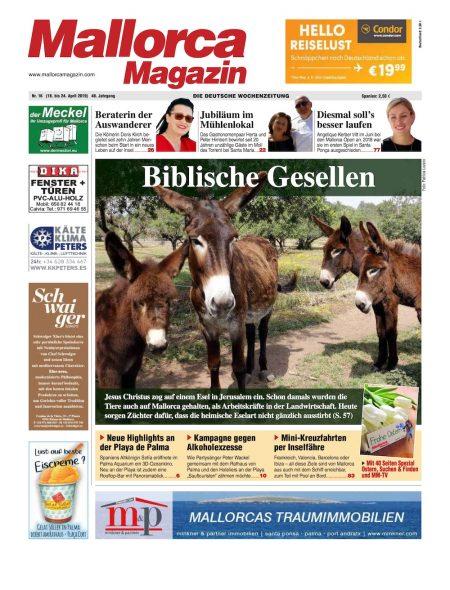 Mallorca Magazin 2019-16