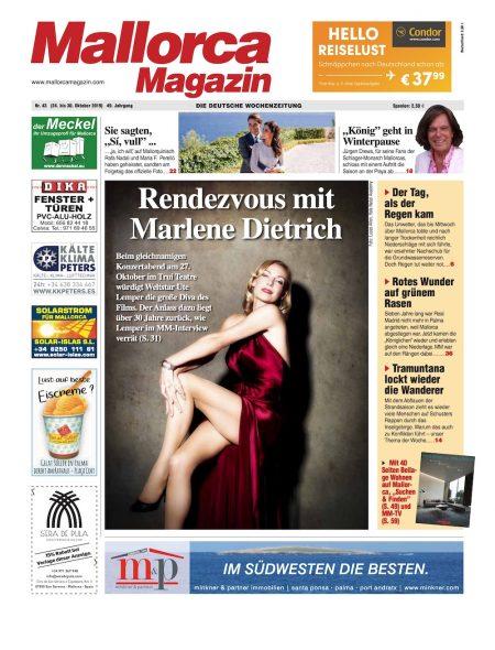 Mallorca Magazin 2019-43