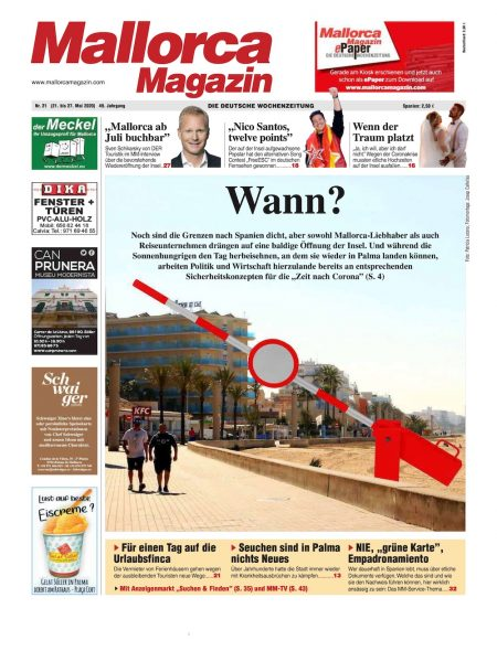 Mallorca Magazin 2020-21