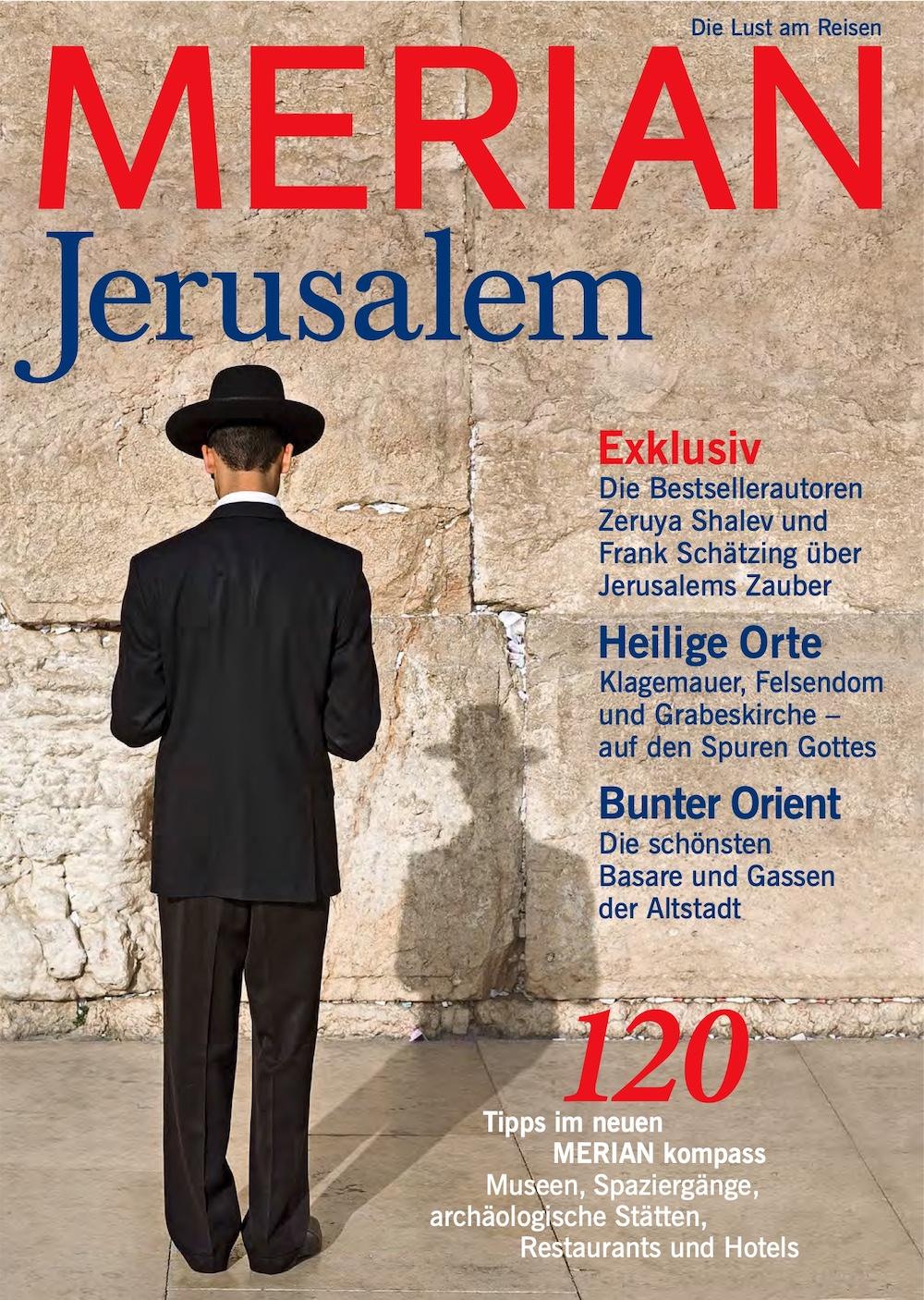 Merian 2016-01 Jerusalem