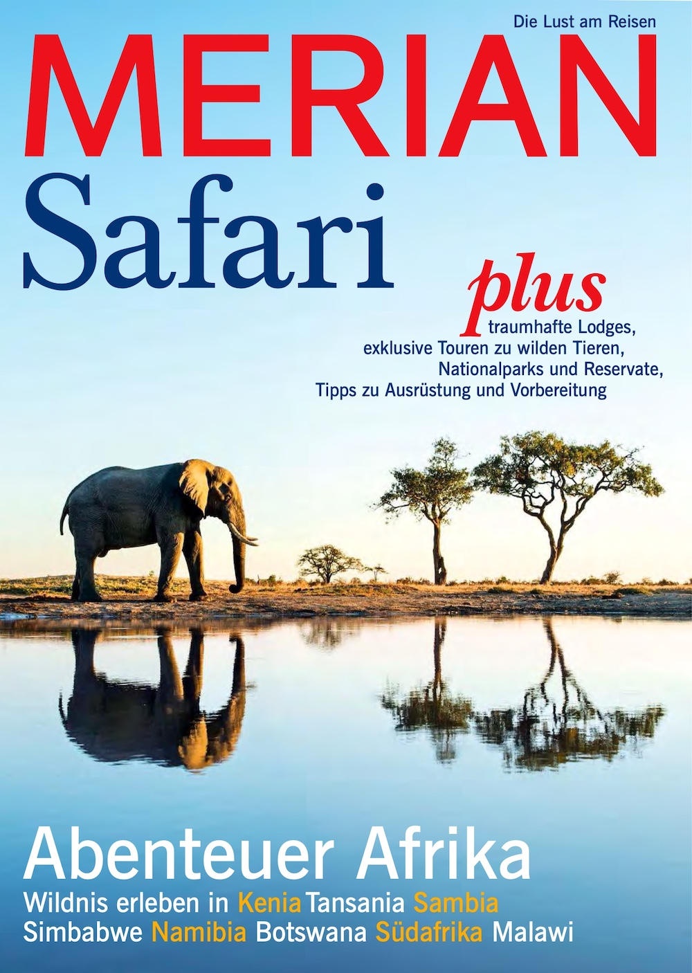 Merian 2016-03 Afrika Safari