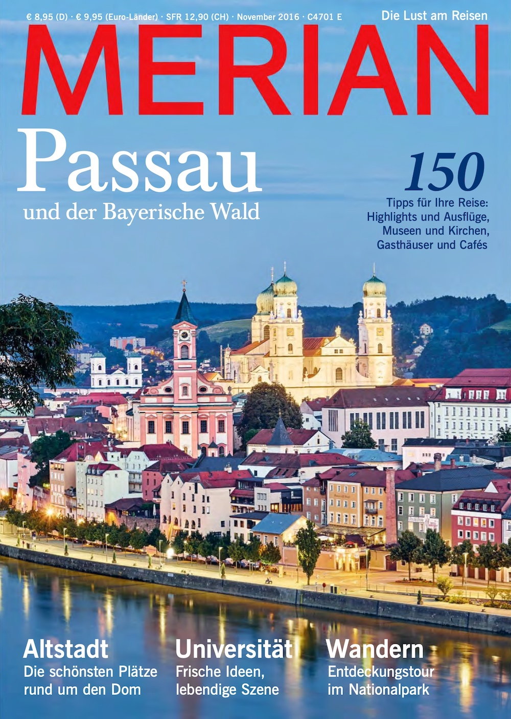 Merian 2016-11 Passau