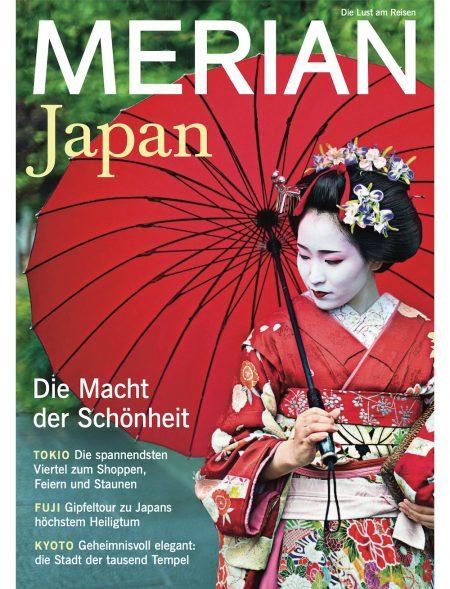 Merian 2018-03 Japan