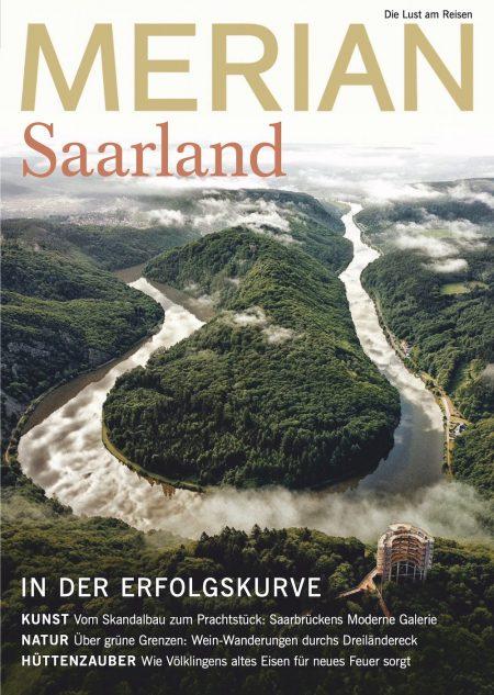 Merian 2019-01 Saarland