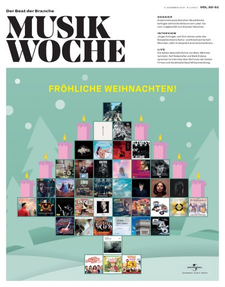 Musikwoche 2019-50-51