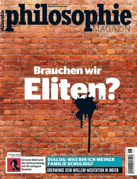 Philosophie Magazin 2018-10-11