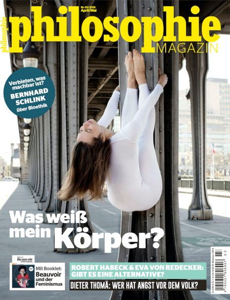 Philosophie Magazin 2019-04-05