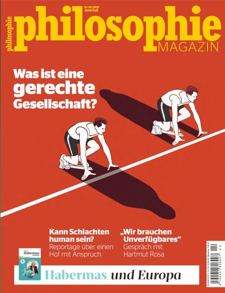Philosophie Magazin 2019-06-07