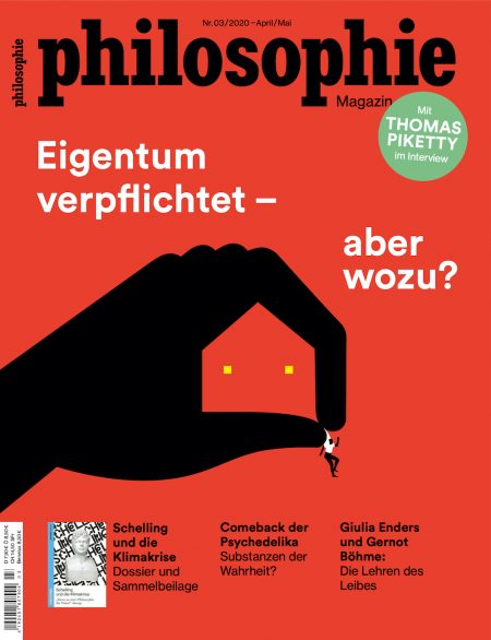 Philosophie Magazin 2020-04-05