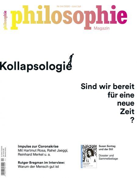 Philosophie Magazin 2020-06-07