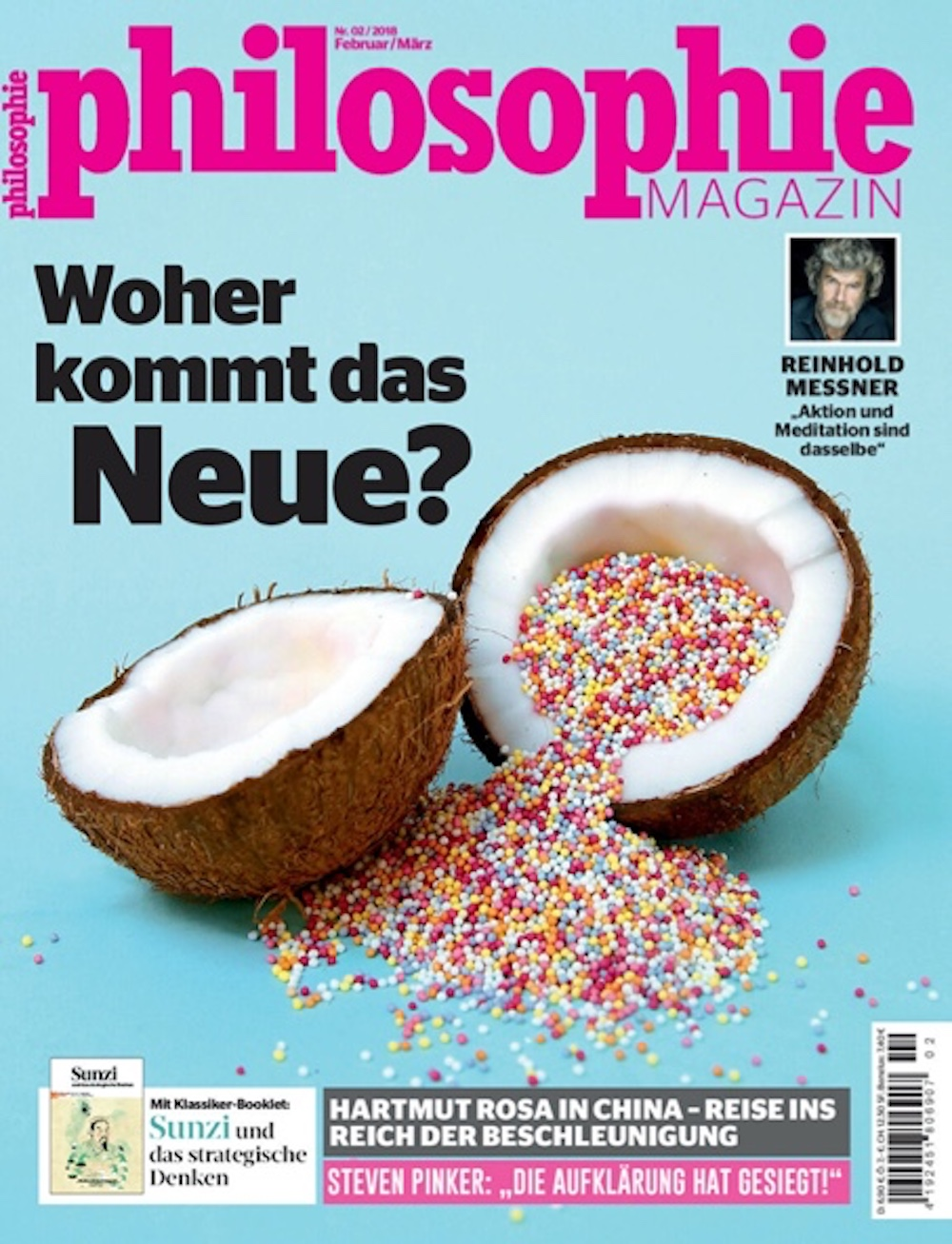 Philosophie Magazin 2018-02-03