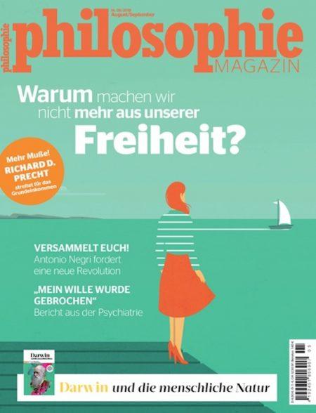 Philosophie Magazin 2018-08-09