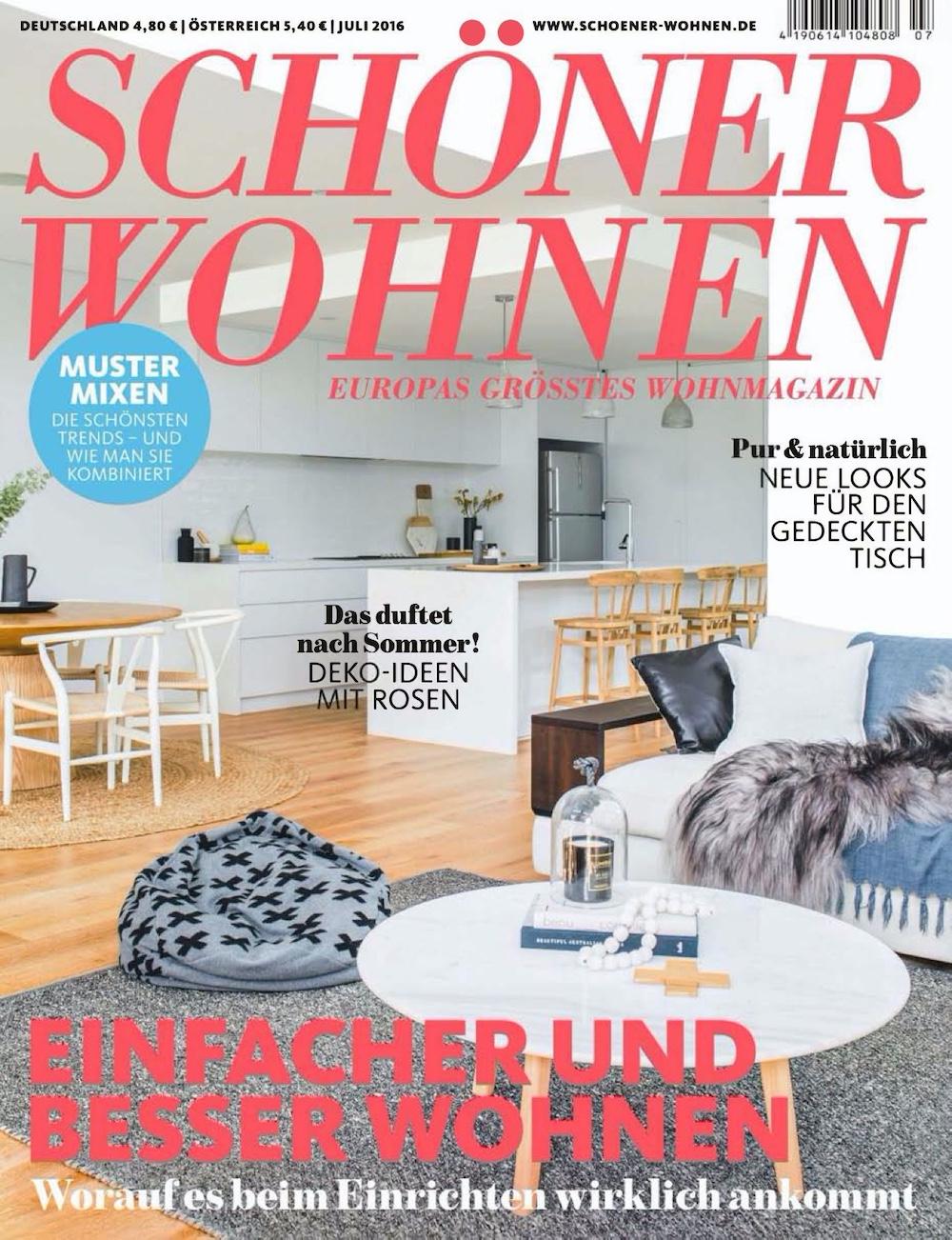 Schöner Wohnen 2016-07
