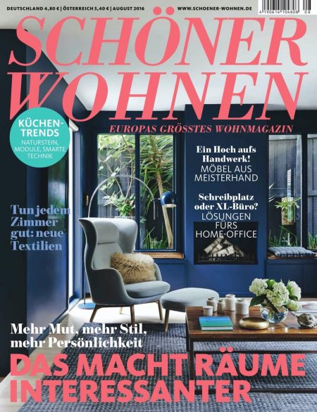 Schöner Wohnen 2016-08