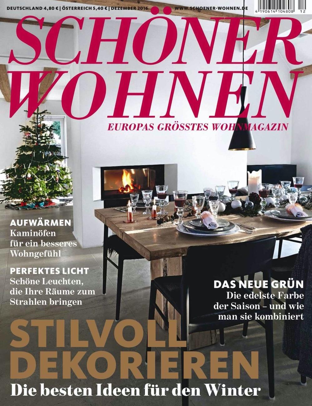 Schöner Wohnen 2016-12