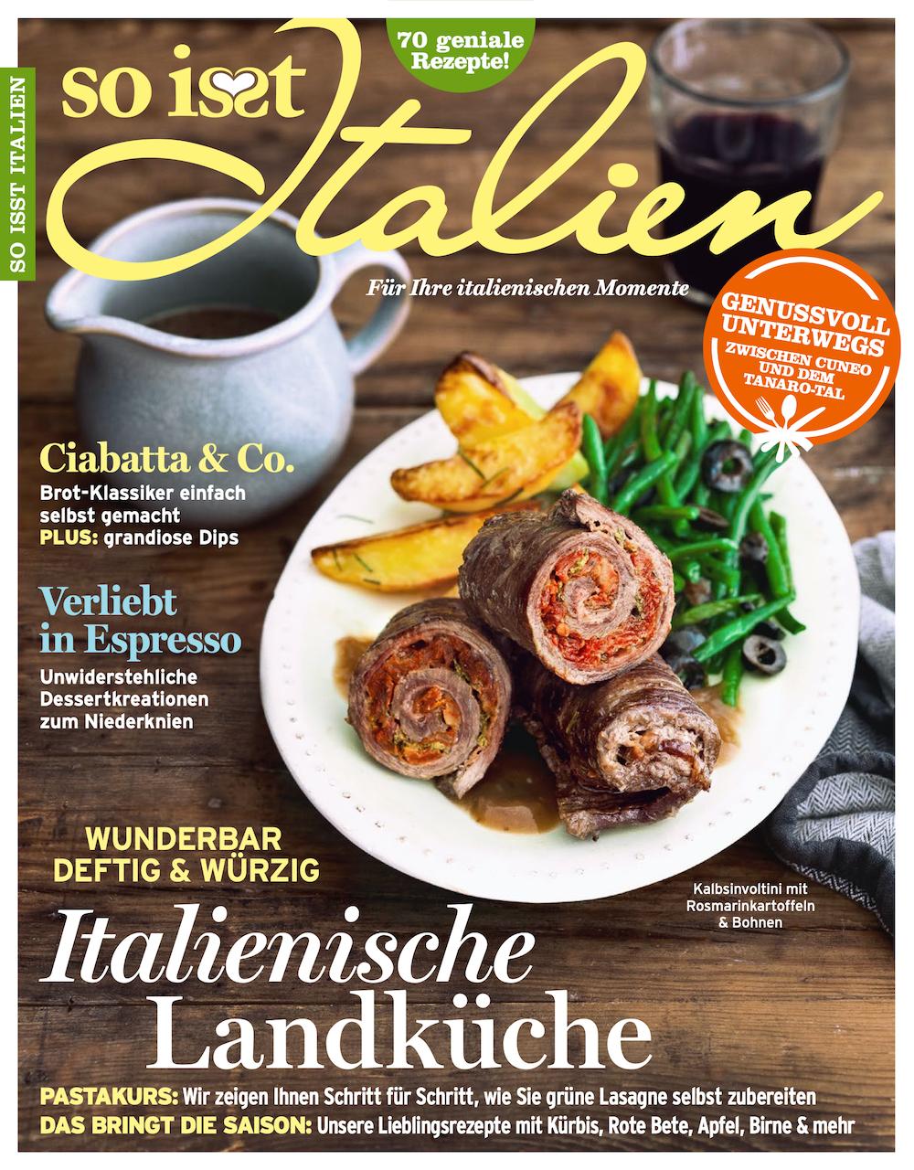 So isst Italien 2015-10-11