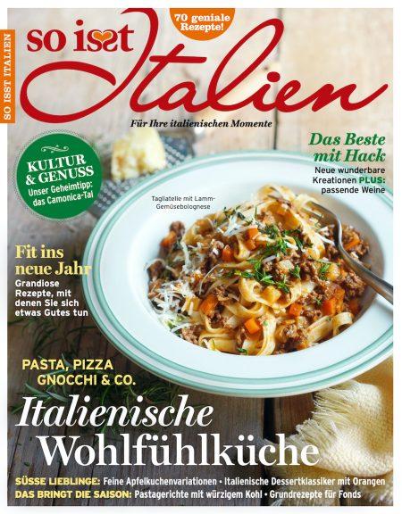 So isst Italien 2016-02-03