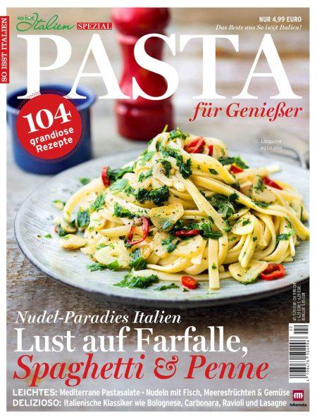 So isst Italien Spezial-Pasta-2017