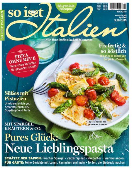 So isst Italien 2018-04-05