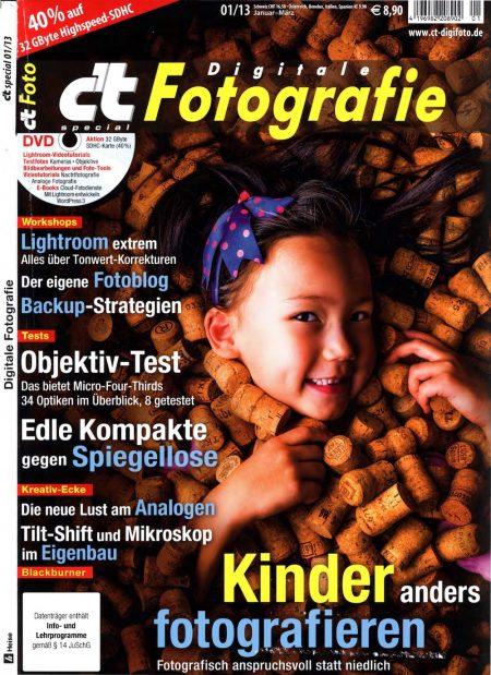 c't Digitale Fotografie 2013-01
