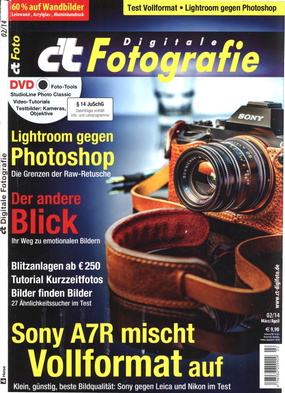c't Digitale Fotografie 2014-02