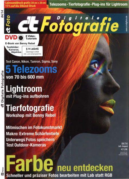 c't Digitale Fotografie 2014-04