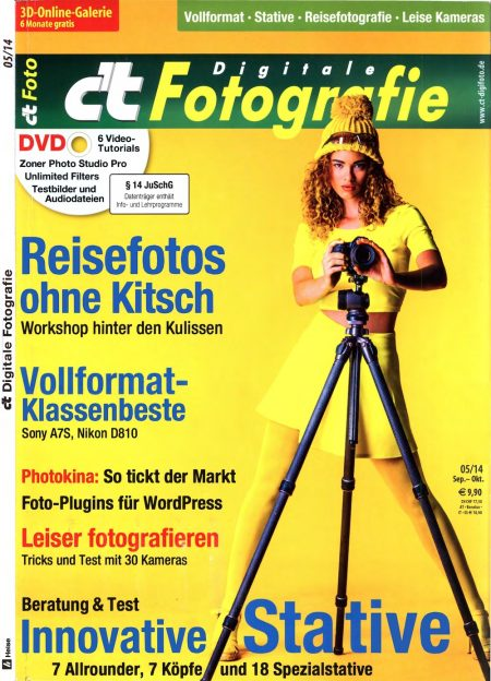 c't Digitale Fotografie 2014-05
