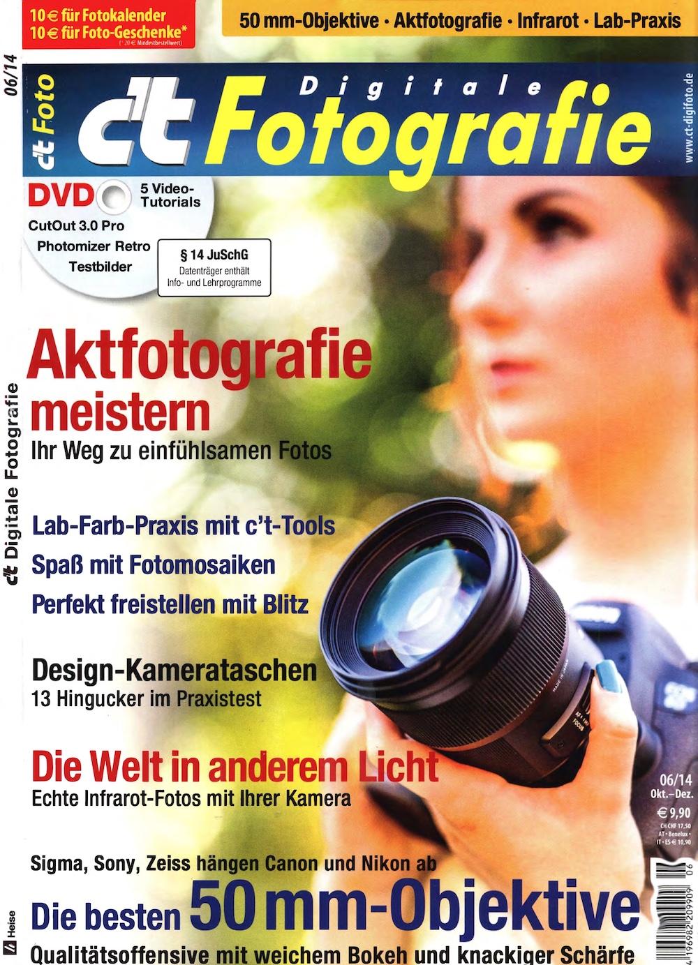 c't Digitale Fotografie 2014-06