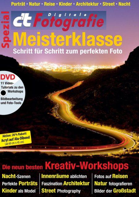 c't Digitale Fotografie Meisterklasse 2014