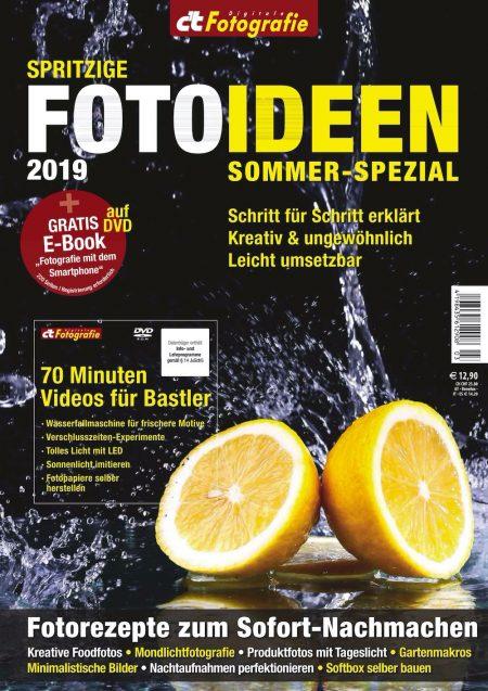 c't Digitale Fotografie Sommer Spezial 2019