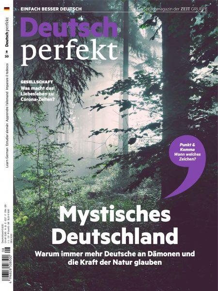 Deutsch perfekt 2020-08