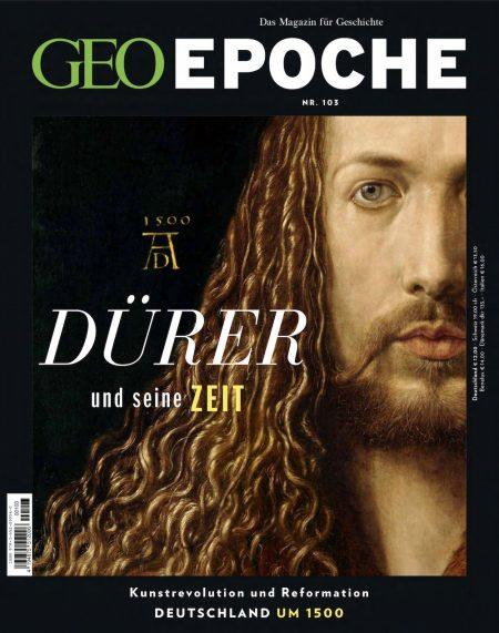 Geo Epoche 2020-103 Dürer und seine Zeit
