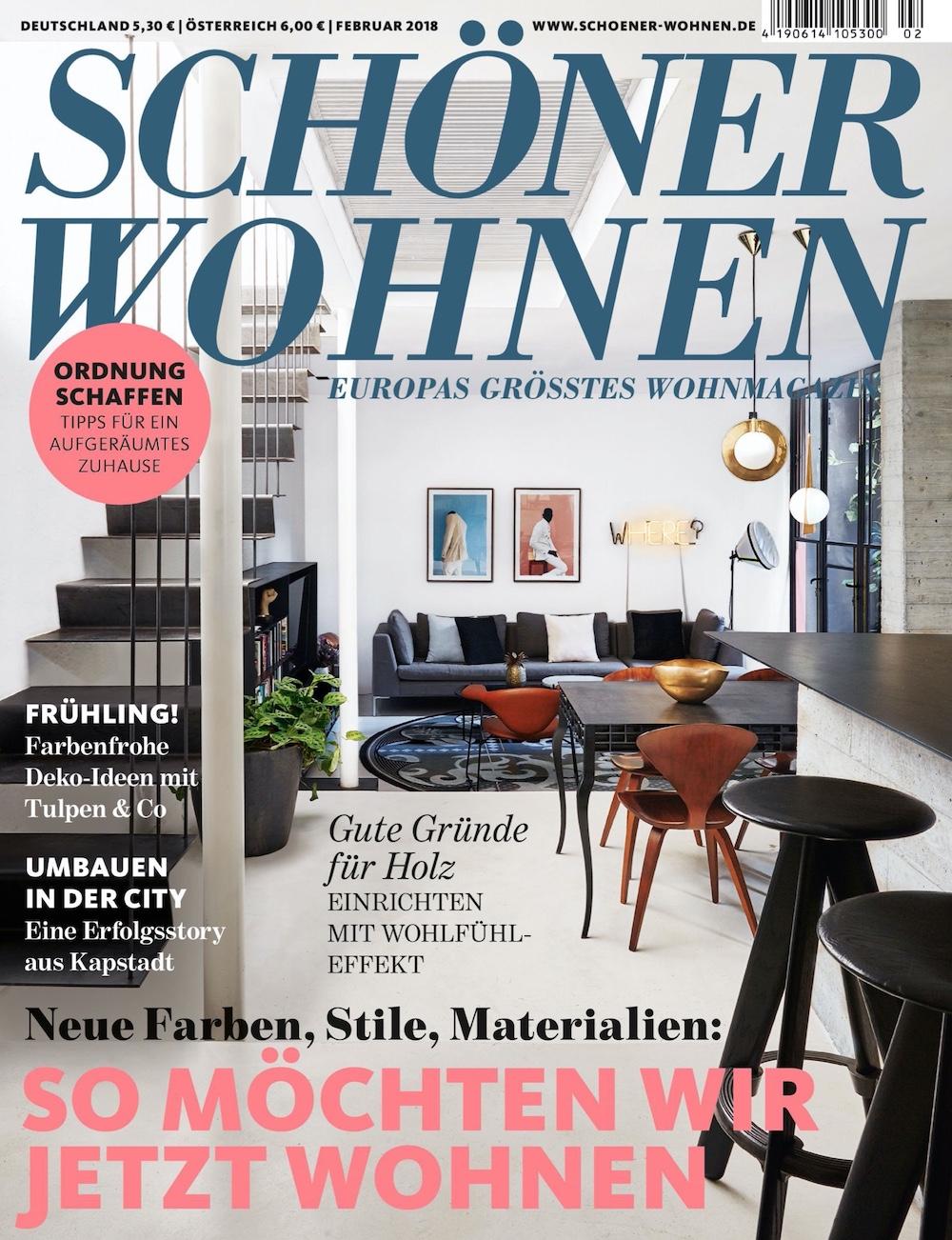 Schöner Wohnen 2018-02