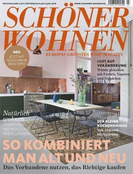 Schöner Wohnen 2018-07