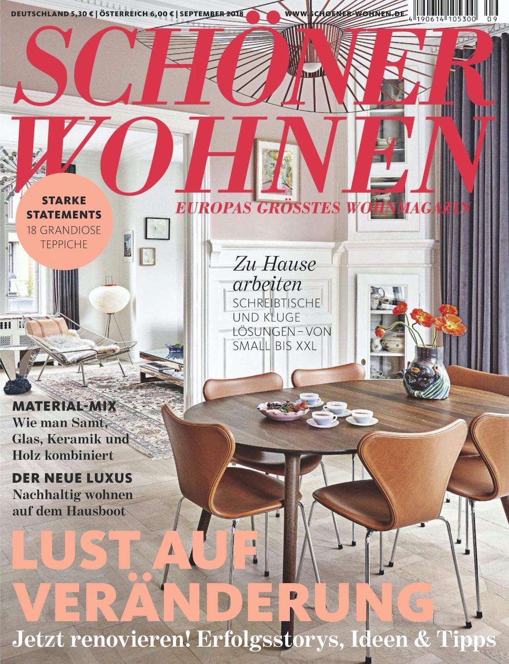 Schöner Wohnen 2018-09