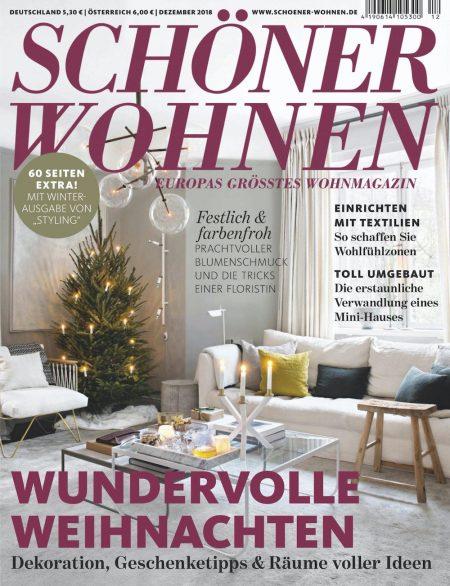 Schöner Wohnen 2018-12