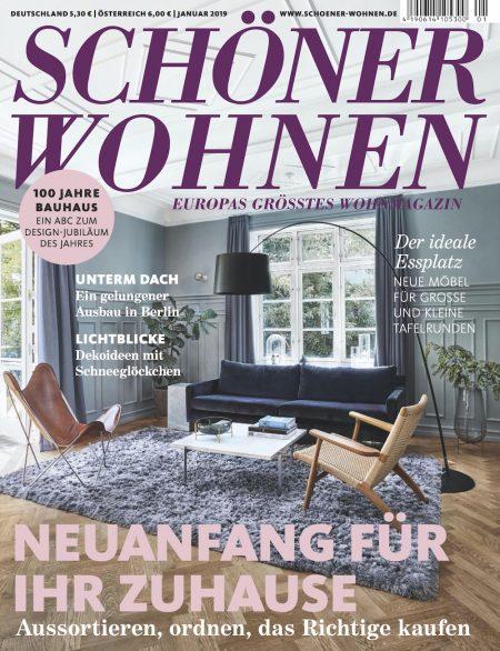 Schöner Wohnen 2019-01