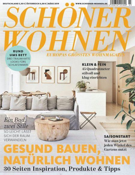 Schöner Wohnen 2019-03