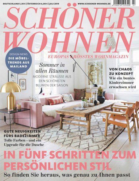 Schöner Wohnen 2019-07