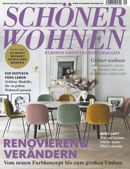 Schöner Wohnen 2019-09