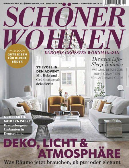 Schöner Wohnen 2019-11