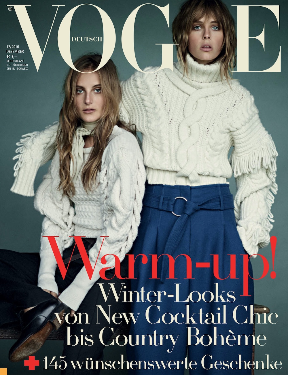 Vogue 2016-12