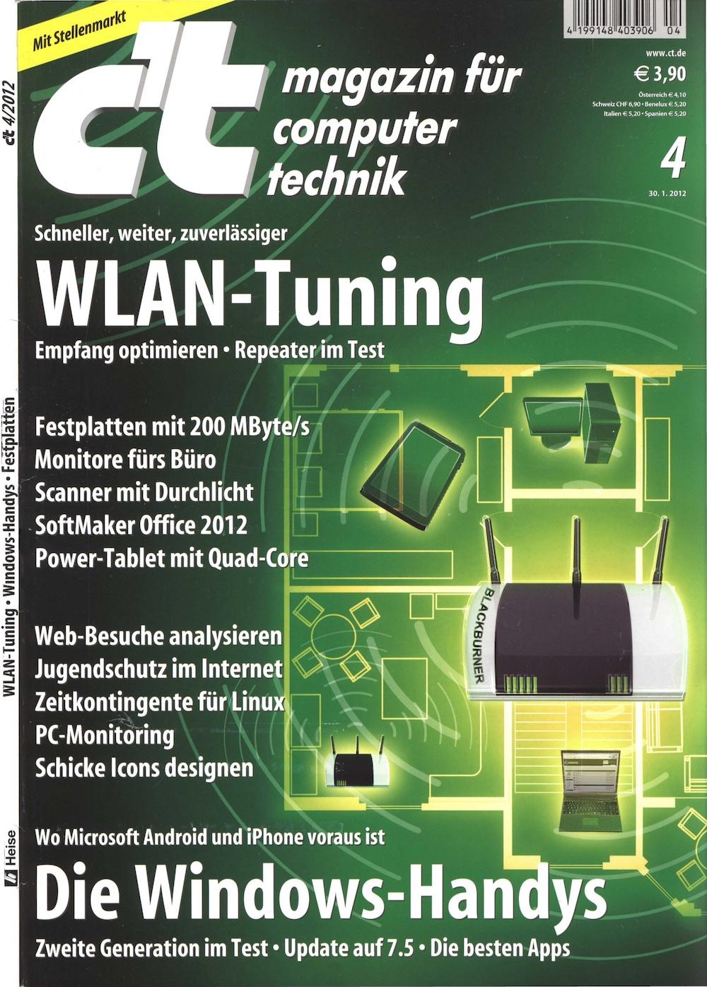 c't Magazin 2012-04