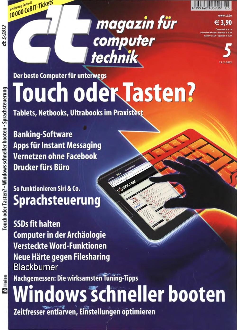 c't Magazin 2012-05